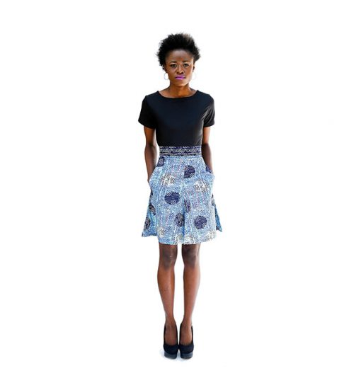 FUSION FLARED SKIRT