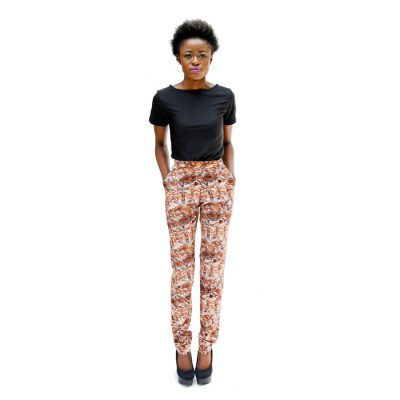 OBAAPA PANTS TRADITIONAL